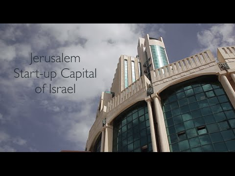 Jerusalem - Startup Capital of Israel
