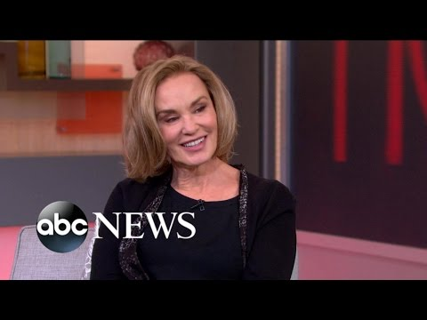 Jessica Lange Takes on 'American Horror Story: Freak Show'
