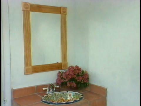 Espejo pegado a la pared - YouTube