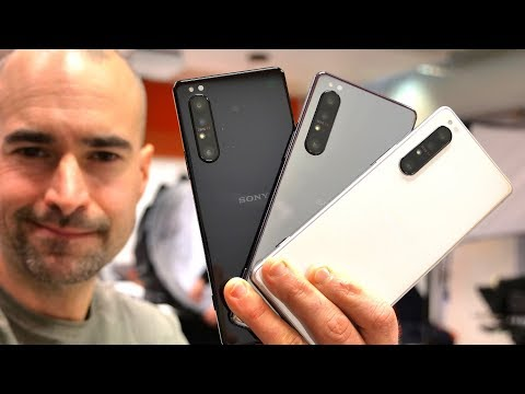 Sony Xperia 1 Mark 2 (2020 Model) | Hands-on Review