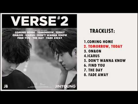 [Full Album] JJ Project - VERSE'2 (1st Mini Album)
