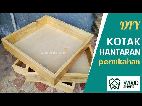 membuat-kotak-hantaran-/-seserahan-/-pernikahan-dari-kayu-belas-palet