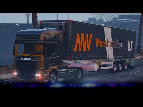 Onze merchandise truck is gestolen! - Noway Roleplay (GTA 5 MP + Mods)