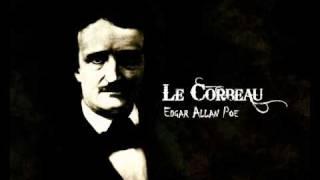 Edgar Allan Poe - Le Corbeau (lecture & ambiance)
