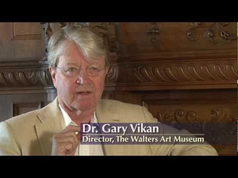The Walters Art Museum - Interview with Director Gary Vikan