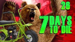 7 Days to Die: Super Horde Attack #26