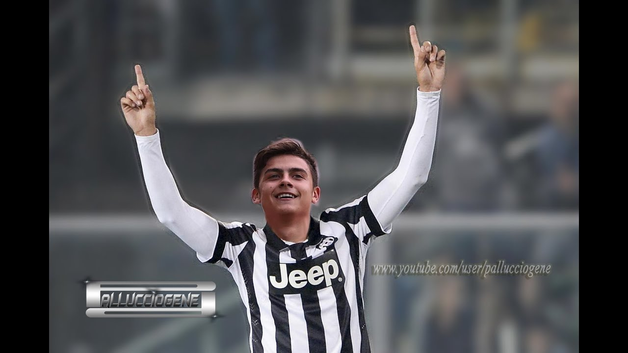 Paulo Dybala Welcome to Juventus Goals Skills Palermo 2015 - YouTube