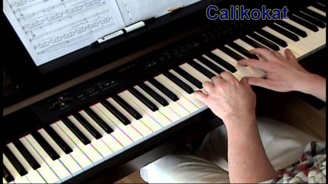 Feeling groovy piano youtube feeling groovy piano hexwebz Images