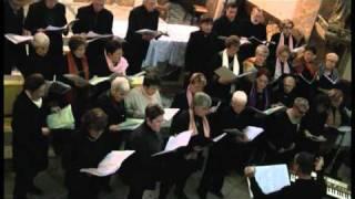 AGNUS DEI de la Saint Ludwig Messe de Joseph Gregor ZANGL par la CHORALE LITURGIQUE du GOLO
