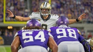 Pick 6 Mailbag: Can Vikings Create Pressure and Get To Brees?