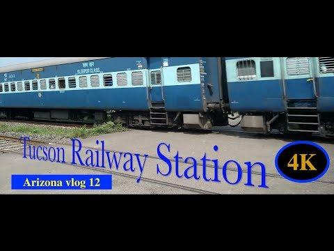 TUCSON - AMTRAK RAILWAY STATION - WHY LIVE IN TUCSON