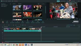 How to make a Slideshow Video in FILMORA