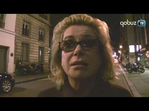 Furtive rencontre avec Catherine Deneuve - Qobuz.com