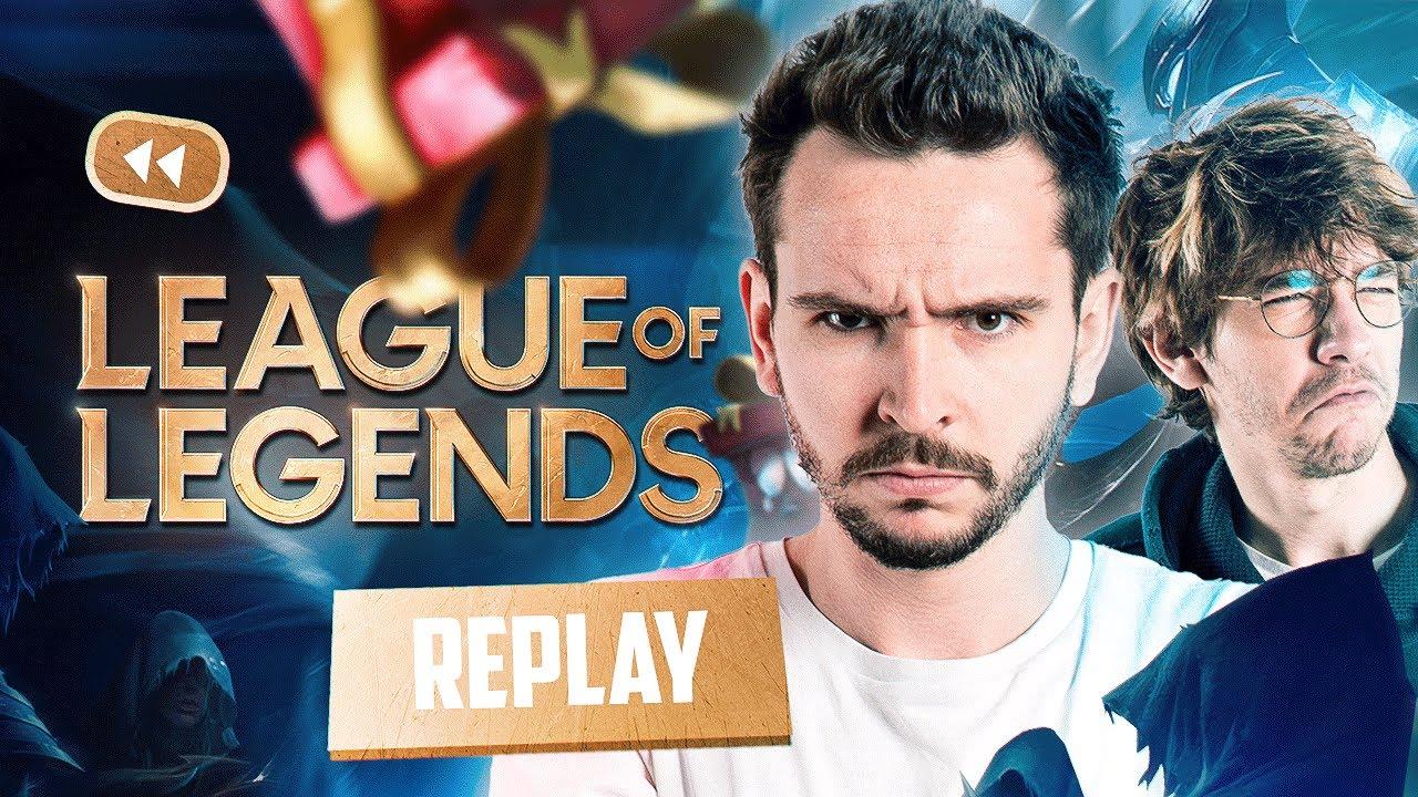 COINCÉ DANS LA BOUCLE… ► League of Legends (last avec DFG)