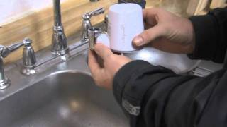 Review and Unboxing - Culligan FM-15A Level 3 Faucet Filter