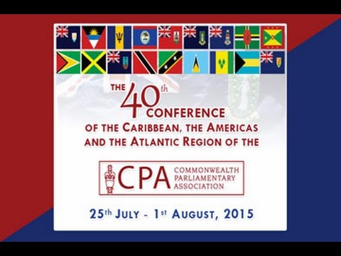 CPA 40th Conference of the Caribbean JUL25th 1stAUG2015