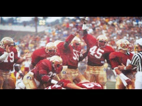 1984 East Carolina at #20 Florida State