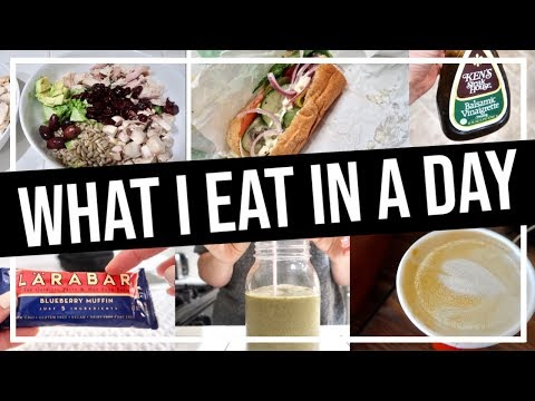 WHAT I EAT IN A DAY TO LOSE WEIGHT | NOOM REVIEW