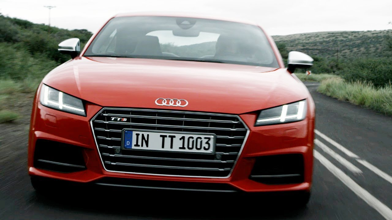 2015 audi tts first driving youtube. Black Bedroom Furniture Sets. Home Design Ideas
