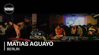Matias Aguayo 50 min Boiler Room Berlin DJ Set