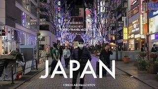 SHINJUKU STREETS | AQUA CITY | JAPAN TRAVEL VLOG 2