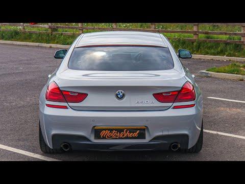 The Brilliant BMW 640d Gran Coupe M Sport