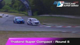 Highlight Thailand Super Compact Round 5 | Bira International Circuit