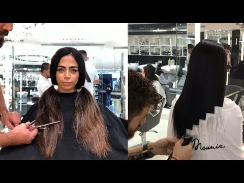 Best Summer Hairstyles Tutorials 2018 | New Hair Color Transformations by Mounir Salon