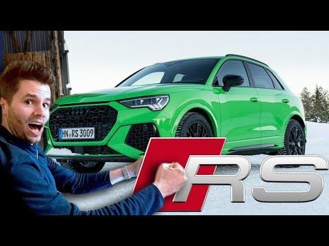 Az új kedvenc Audim? RS Q3 Totalcar teszt - 2020. thumbnail