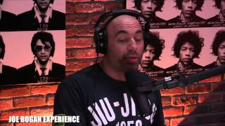 Joe Rogan Discusses Steroids in the UFC