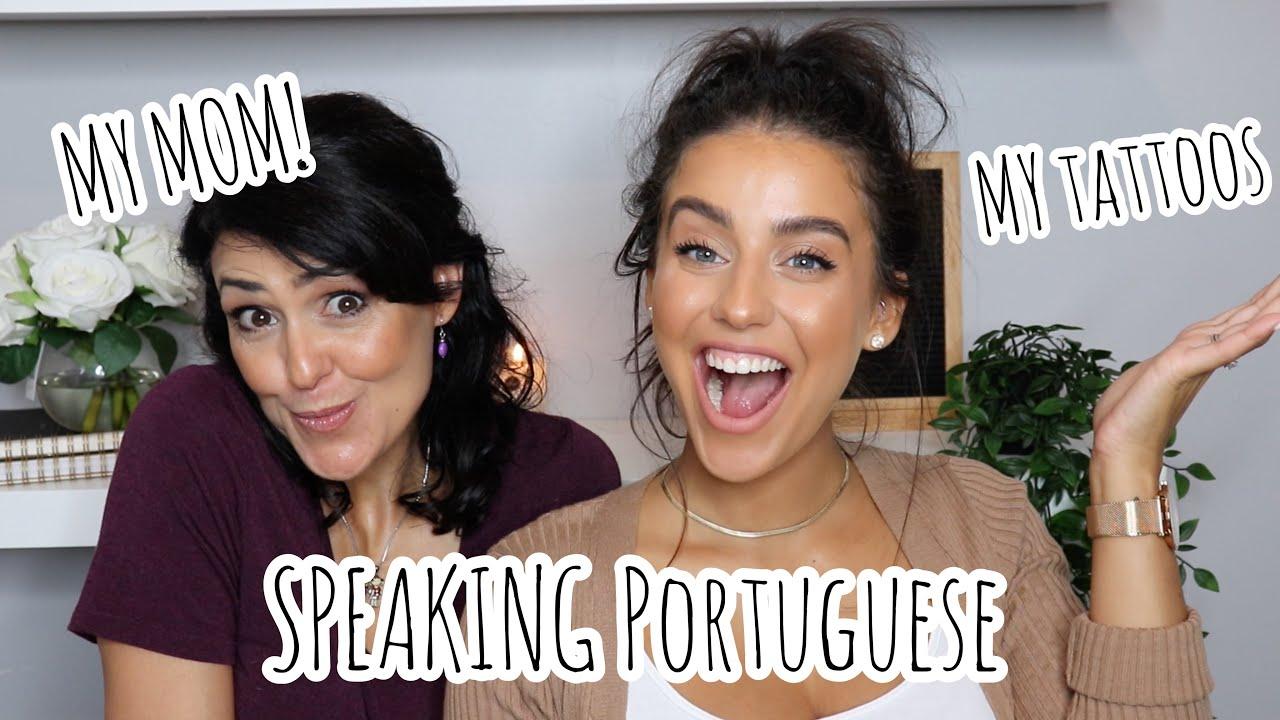 grwm-in-portuguese-w-my-mom