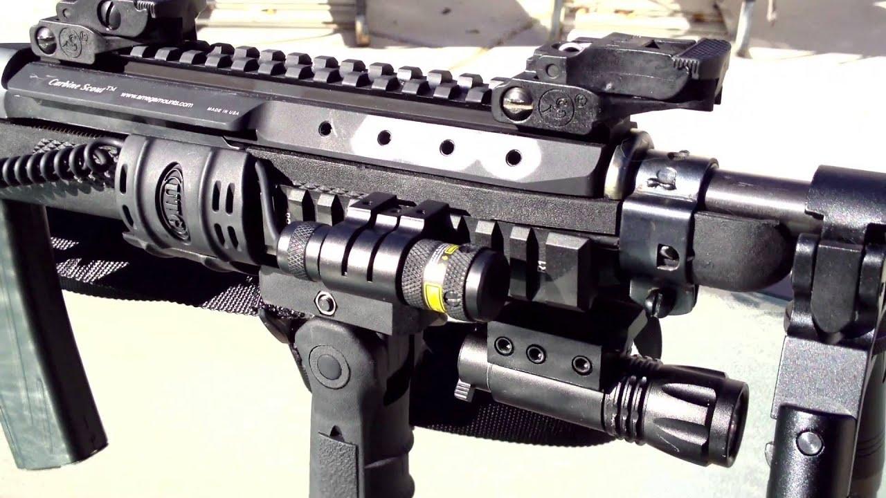 Tactical M1 Carb...M1 Carbine Ww2