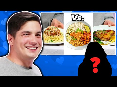 Single Men Pick Dates Based On Their Cooking