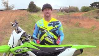 MXTV Bike Review 2016 Kawasaki KX250F