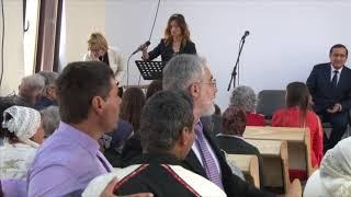 Slujba pentru dedicarea locasului de rugaciune Biserica Sfanta Treime Piscu Nou