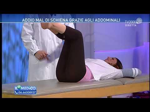 Il mio medico - Addio al mal di schiena grazie agli addominali