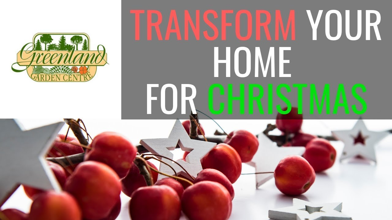 Decorate Your Home For Christmas decorating your home for christmas - youtube