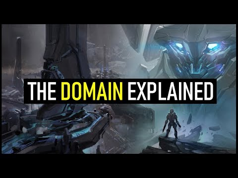 The DOMAIN -- Halo's Most ADVANCED TECHNOLOGY... and the key to Halo: Infinite