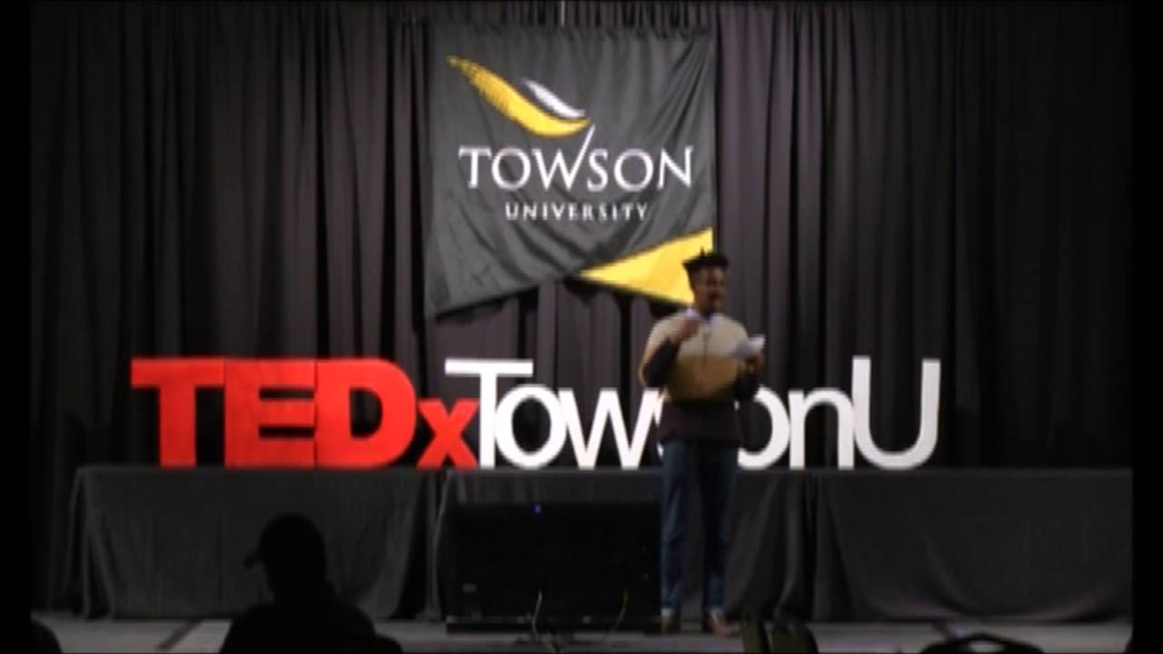 #OccupyTowson: Re-imaging Radical Black Politics at the Public PWI | John Gillespie | TEDxTowsonU