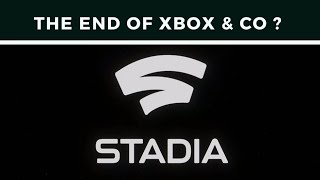 GDC19: Google Stadia - The End Of Playstation, XBox, Steam & Co? thumbnail