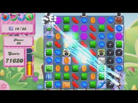 Candy Crush Saga Android Gameplay #38