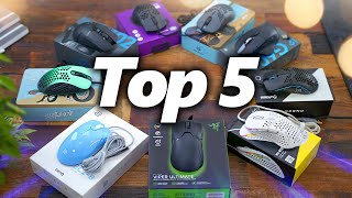Top 5 Gaming Mice 2019!