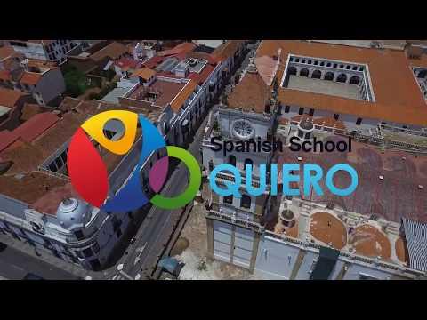 YO QUIERO SPANISH SCHOOL In SUCRE, BOLIVIA