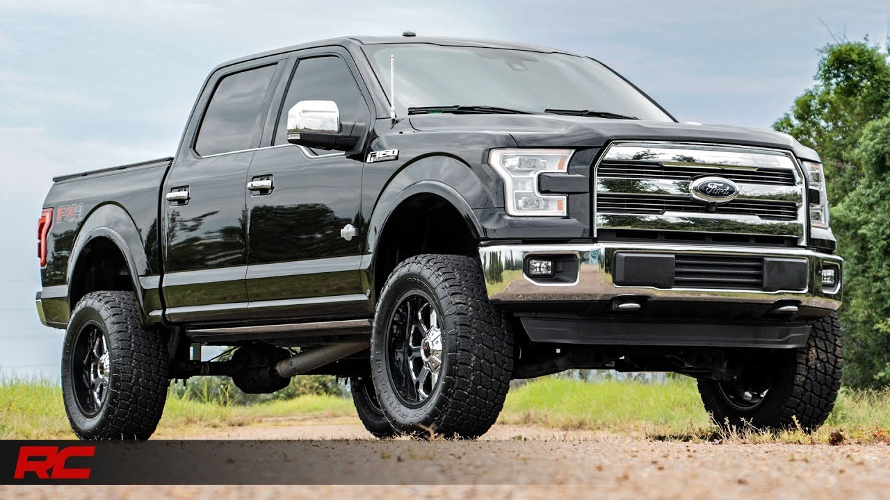 2016 Ford F 150 King Ranch Black Vehicle Profile Youtube