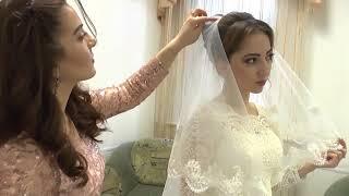 Свадьба  Азрет и Азинат Нижний Чегем