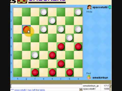 online checkers game in yahoo US no2