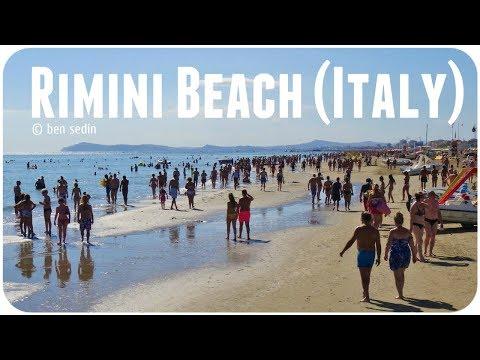 Rimini Beach (Italy)