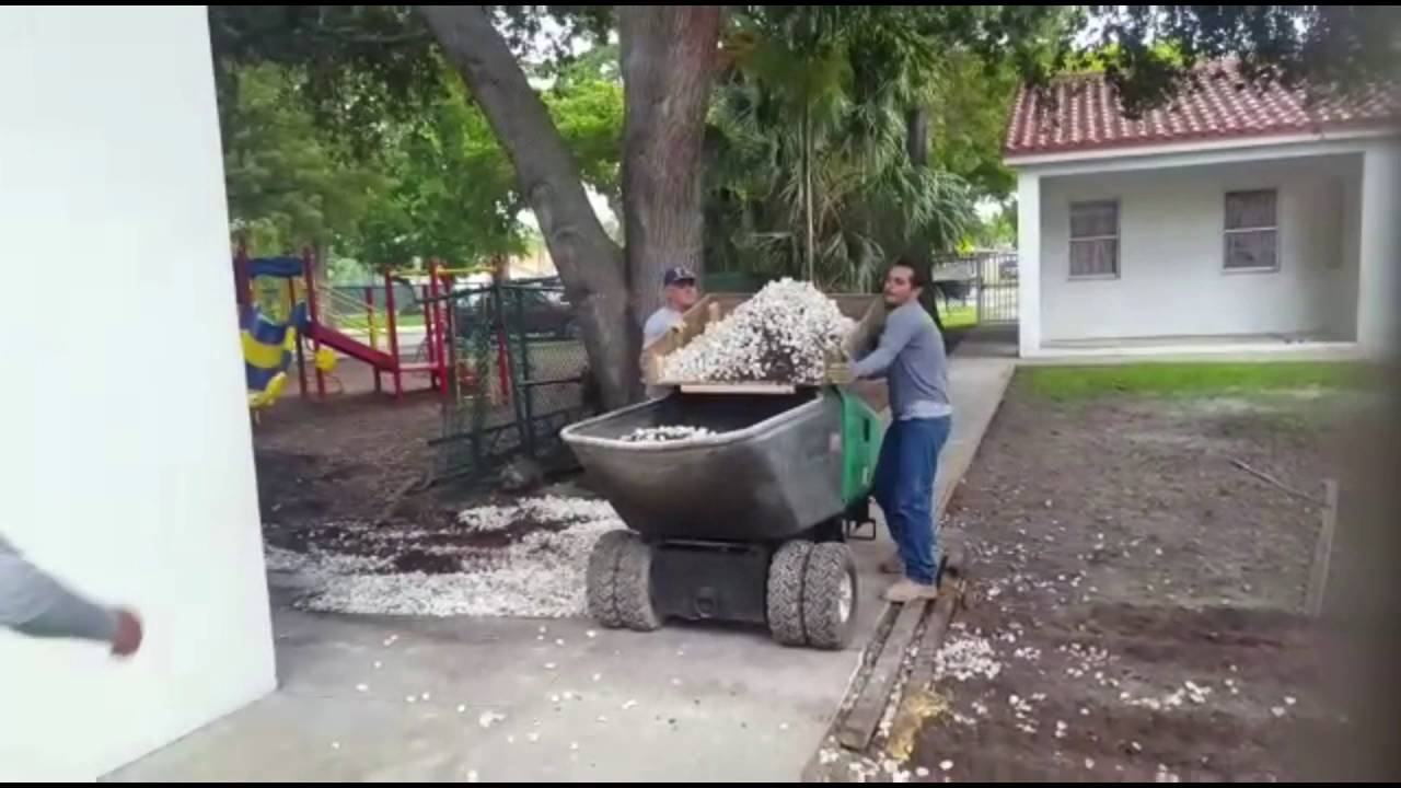 Artificial turf installation in process by Turf Tech Pros in Miami ...