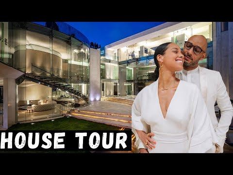 Alicia Keys House Tour 2020 | Inside her Multi Million Dollar Beautiful Home Mansion