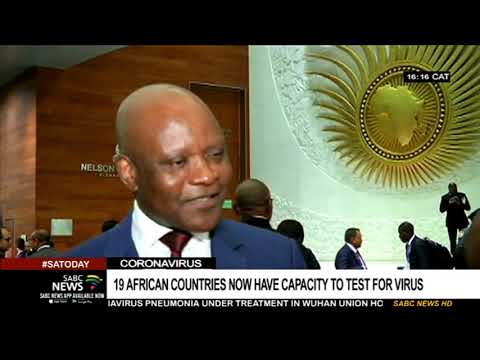 Nineteen African Countries Now Have Capacity To Test For Coronavirus